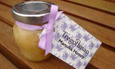 Tregothnan manuka honey
