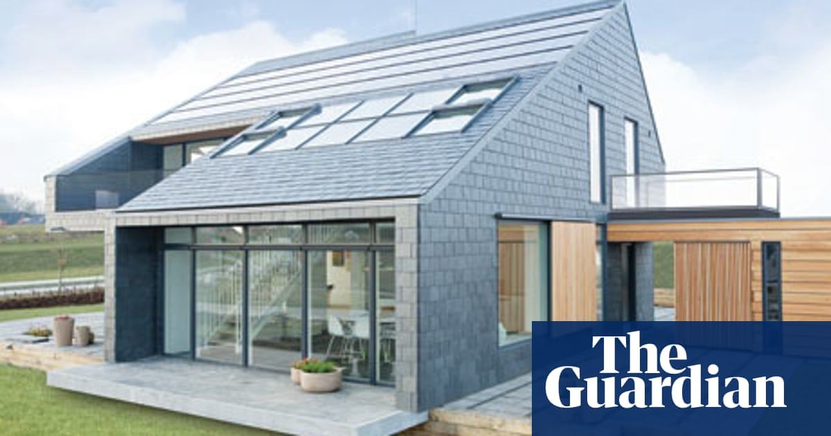 Zero-carbon eco home is light years ahead | Environment ... on west africa homes, fine homebuilding small homes, great looking homes, culture homes, recycling homes, nature homes, building homes, small footprint homes, construction homes, water homes, green homes, australia homes, spain homes, urban homes, architecture homes, community homes, self-built homes, recycled homes, space efficient homes, stick built homes,