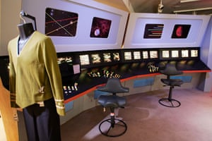 star trek: Star Trek collectibles auction at Christie's