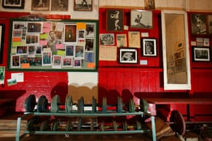Morrissey: The Smiths room at the Salford Lads Club