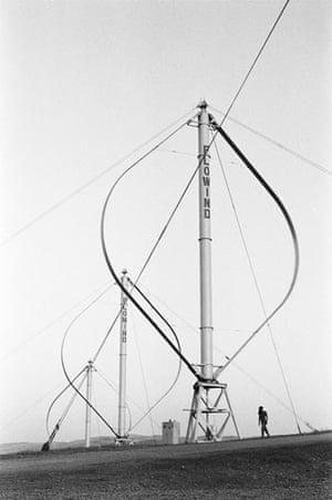 "Green technologies: ""Eggbeater"" Windmills"