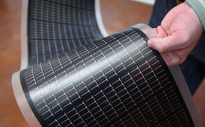 Green technologies: Thin film solar cells at the National Renewable Energy Laboratory (NREL)