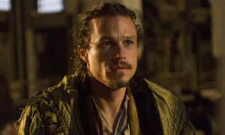 The Imaginarium Of Doctor Parnassus, starring Heath Ledger