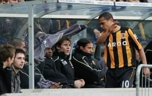 Relegation timescale: Geovanni reacts after being substitued
