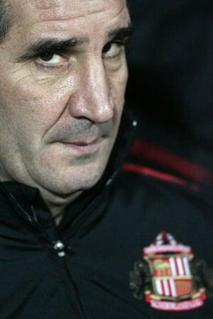 Relegation timescale: Ricky Sbragia