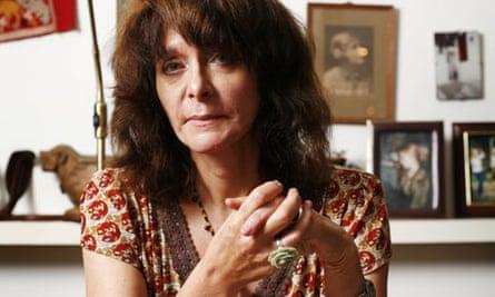 Ruth Padel, poet