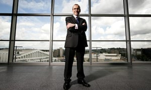 Terry Leahy, chief executive of Tesco.