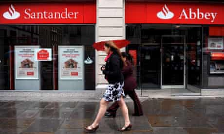 Santander/Abbey National branches
