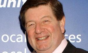 Conservative MP Sir John Butterfill