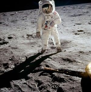 Apollo 11: Neil Armstrong on the moon