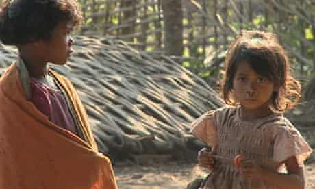 Dongria Kondh children