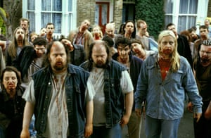 Zombies: Shaun of the Dead