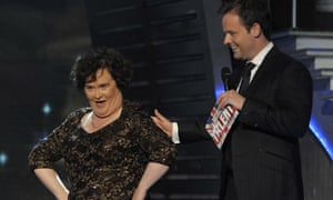 Susan Boyle and Declan Donnelly, Britain's Got Talent