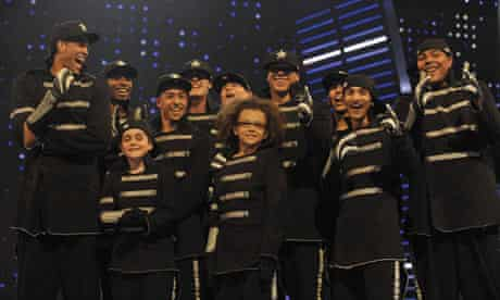 Diversity, winners of Britain's Got Talent