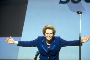 Margaret Thatcher: 1990: Margaret Thatcher at the Conservative Party conference