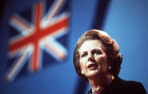 Margaret Thatcher: 1992: Margaret Thatcher at a party conference