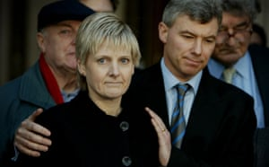 Miscarriage of justice: Sally Clark
