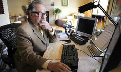 Radio talk show host Michael Savage