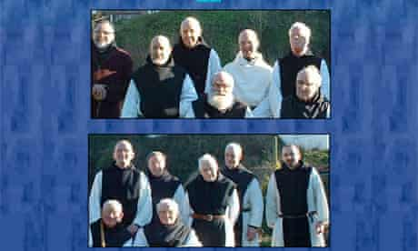 Caldey Abbey's broadband-enabled Cistercian monks