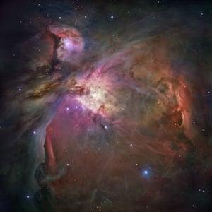 Hubble telescope: Orion Nebula