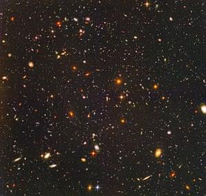 Hubble telescope: Hubble Ultra Deep Field, HUDF
