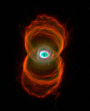 Hubble telescope: MyCn18