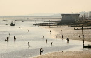 Blue Flag Beaches: SOUTHEND ON SEA, ESSEX