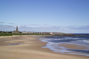 Blue Flag Beaches: Long Sands at Tynemouth