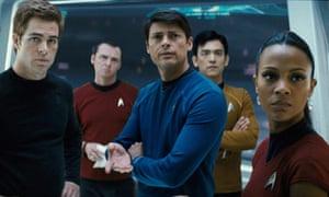 Film: Star Trek (2009) Directed by: J.J. Abrams