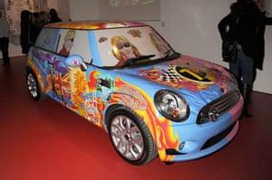 50 Years of the Mini: Alan Aldridge at The Design Museum, London