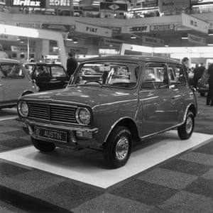 50 Years of the Mini: An Austin Mini Clubman with automatic transmission