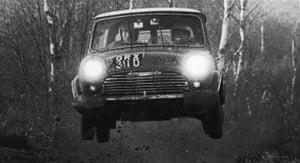 50 Years of the Mini: British car of the sixties, the Austin Morris Mini