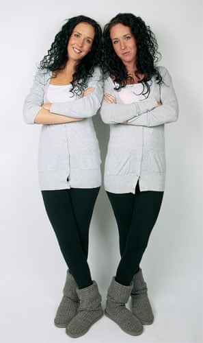 Take 10: Twins: Amie Curtis and Julie Stenner