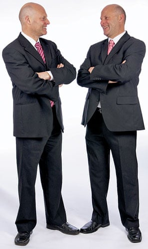 Take 10: Twins: Peter and Neil Davey