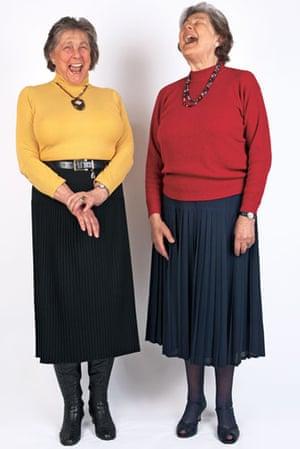 Take 10: Twins: Jean Macpherson and Anne Mallinson