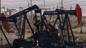 Home: Yann Arthus Bertrand and Luc Besson: Oil fields near Bakersfield California