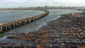 Home: Yann Arthus Bertrand and Luc Besson: Makoko Slum, Lagos, Nigeria