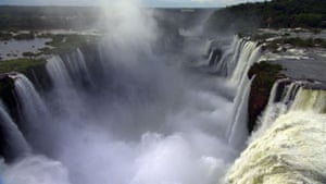 Home: Yann Arthus Bertrand and Luc Besson: Waterfalls of Iguazu, Argentina