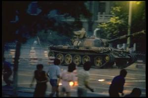 Tiananmen Square: Tiananmen Square Riot