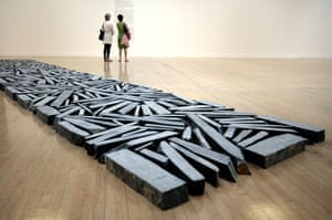 Richard Long: Richard Long exhibition at Tate Britain