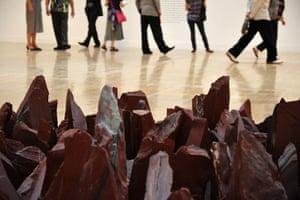 Richard Long: Richard Long exhibition at the Tate Britain