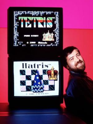 Tetris 25th anniversary: Tetris inventor Alexey Pajitnov