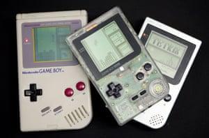 Tetris 25th anniversary: Tetris on Gameboy