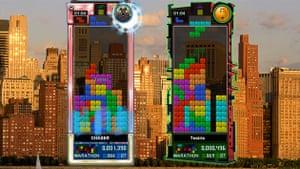 Tetris 25th anniversary: Tetris Evolution game on xbox 360