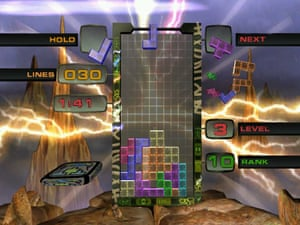 Tetris 25th anniversary: Tetris world game