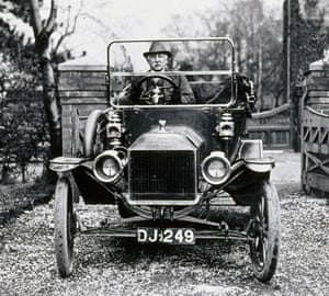 Centenary Icons: Model T Ford