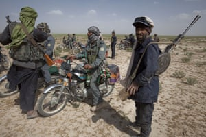 Sean Smith in Afghanistan: American soldiers from Charlie Company meet the Afghan National Police