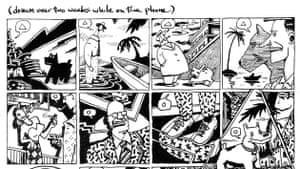 Art Spiegelman: Three new sketchbooks from Art Spiegelman