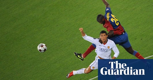 Cristiano Ronaldo S Manchester United Career Football The Guardian