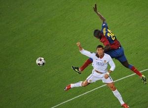 Ronaldo: Manchester United's Portuguese forward